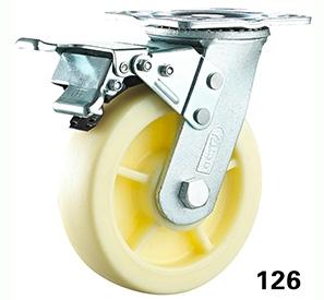 Swivel total lock PP