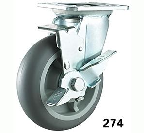 Swivel side lock TPR