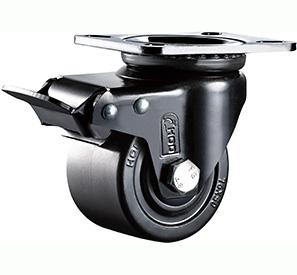 Swivel wheel lock PA